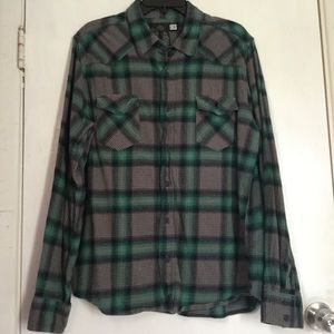 Thick cotton flannel